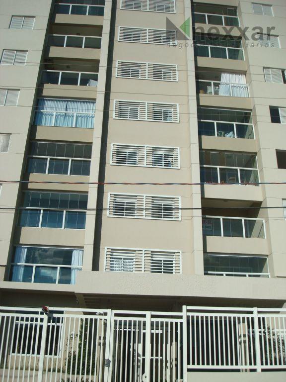 Apartamento residencial à venda, Vila Santana, Valinhos.