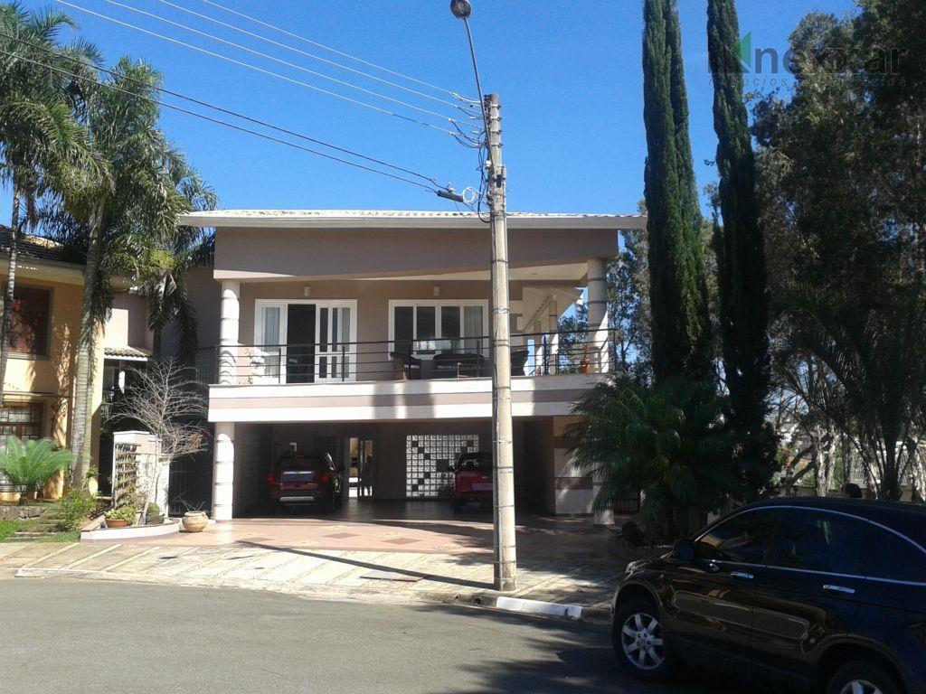 Casa residencial à venda, Condomínio Terras do Paiqueré, Valinhos.