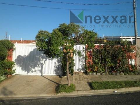 Casa residencial à venda, Jardim Recanto dos Pássaros II, Valinhos - CA0334.