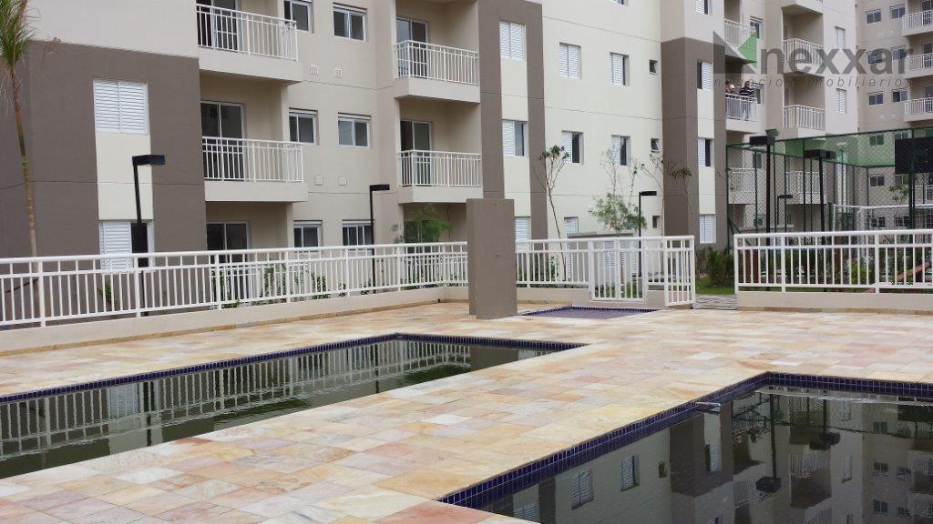 Apartamento residencial à venda, Ortizes, Valinhos - AP0013.