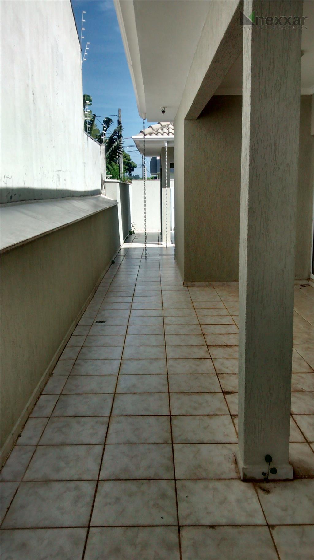 Casa residencial à venda, Vila Moleta, Valinhos - CA0338.