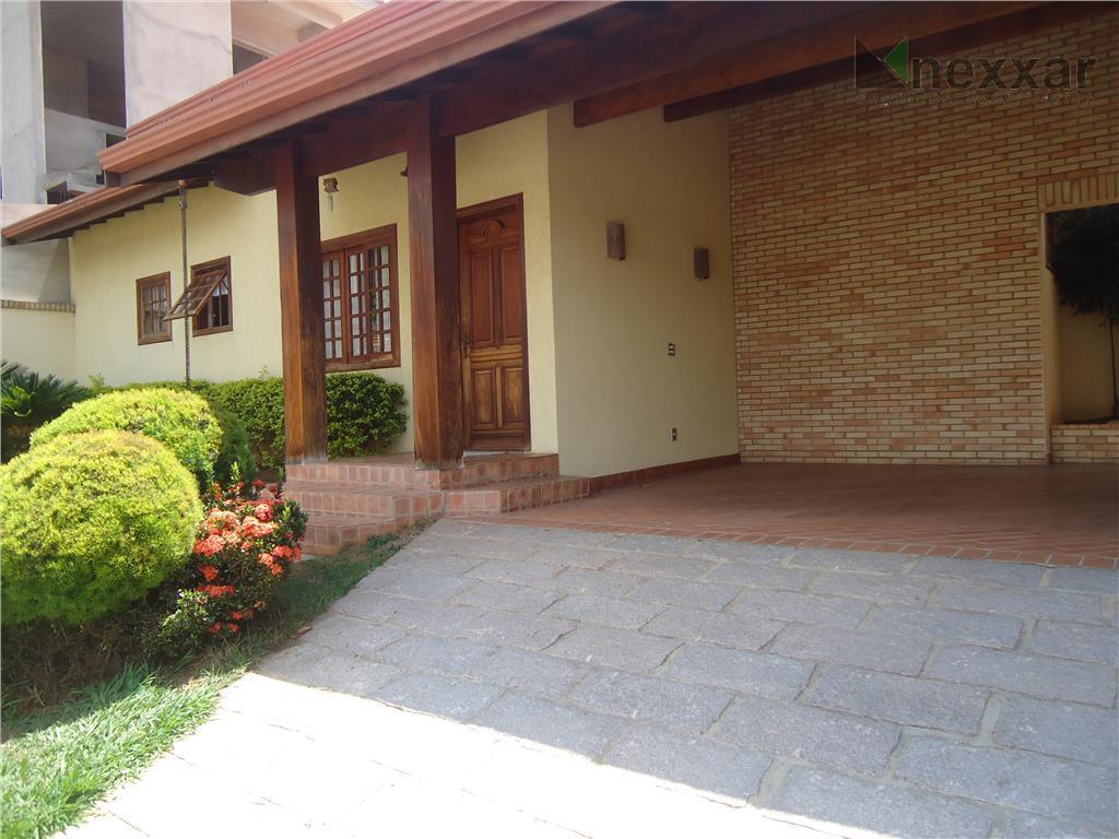Casa residencial à venda, Parque Terranova, Valinhos - CA0316.