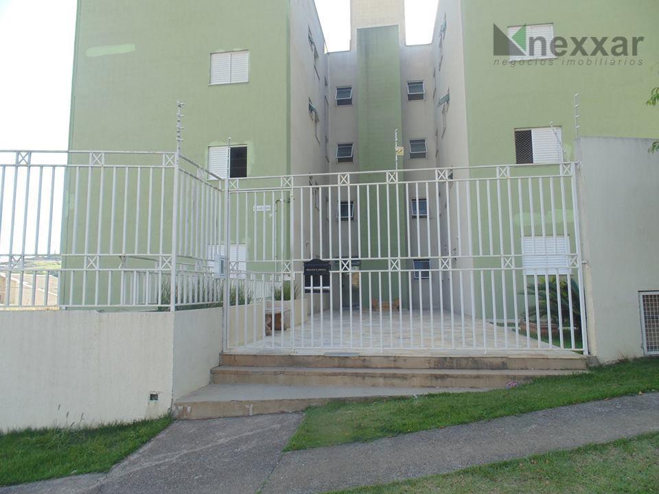 Apartamento residencial à venda, Residencial Nova Era, Valinhos - AP0055.