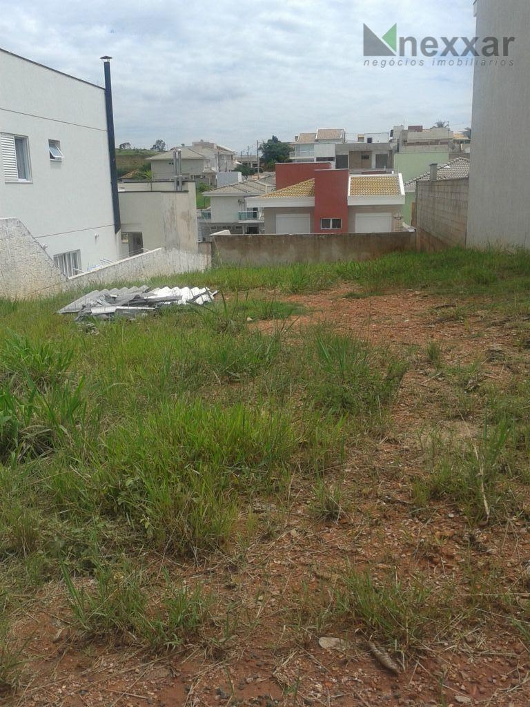 Terreno residencial à venda, Condomínio Madre Maria Villac, Valinhos - TE0187.