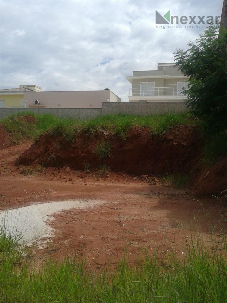 Terreno residencial à venda, Condomínio Madre Maria Villac, Valinhos.