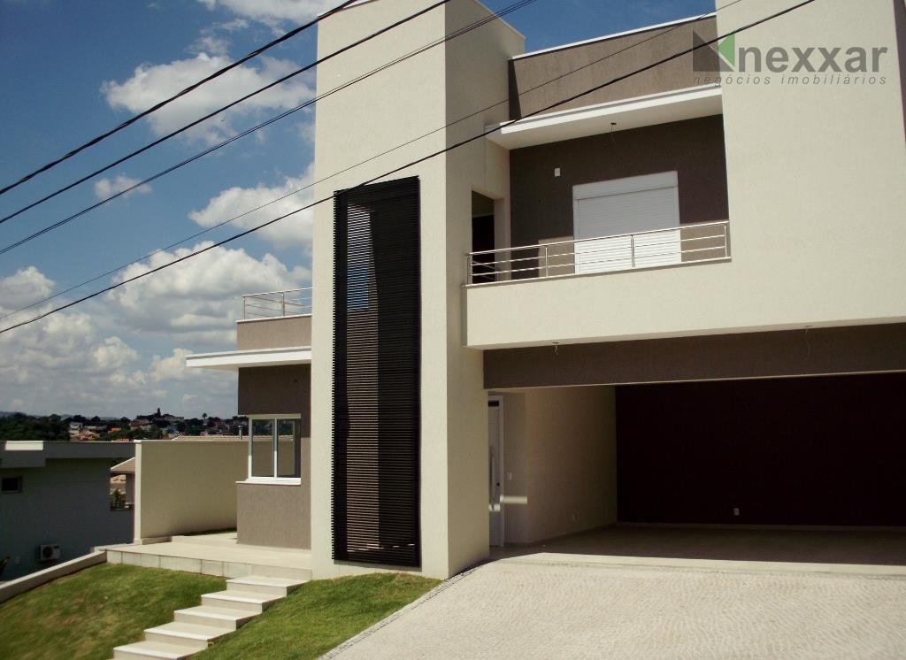 Casa residencial à venda, Condomínio Residencial Morada das Nascentes, Valinhos - CA0116.