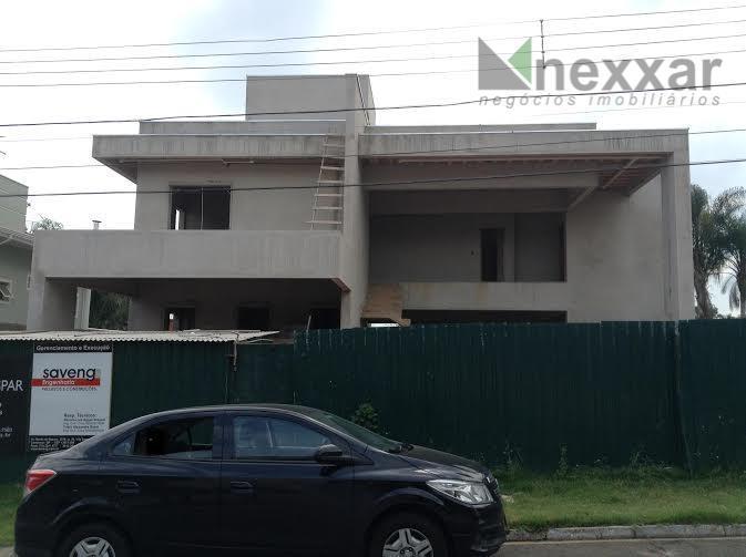 Casa  residencial à venda, Condomínio Portal do Lago, Valinhos.
