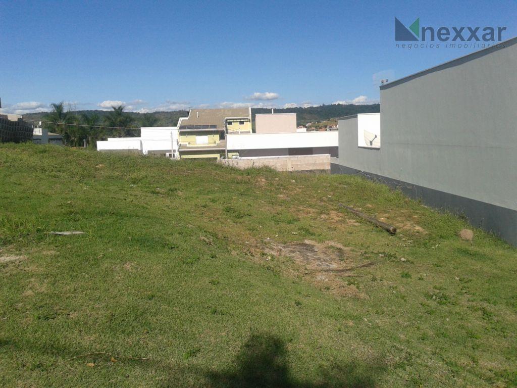 Terreno residencial à venda, Condomínio Residencial São Lourenço, Valinhos - TE0193.