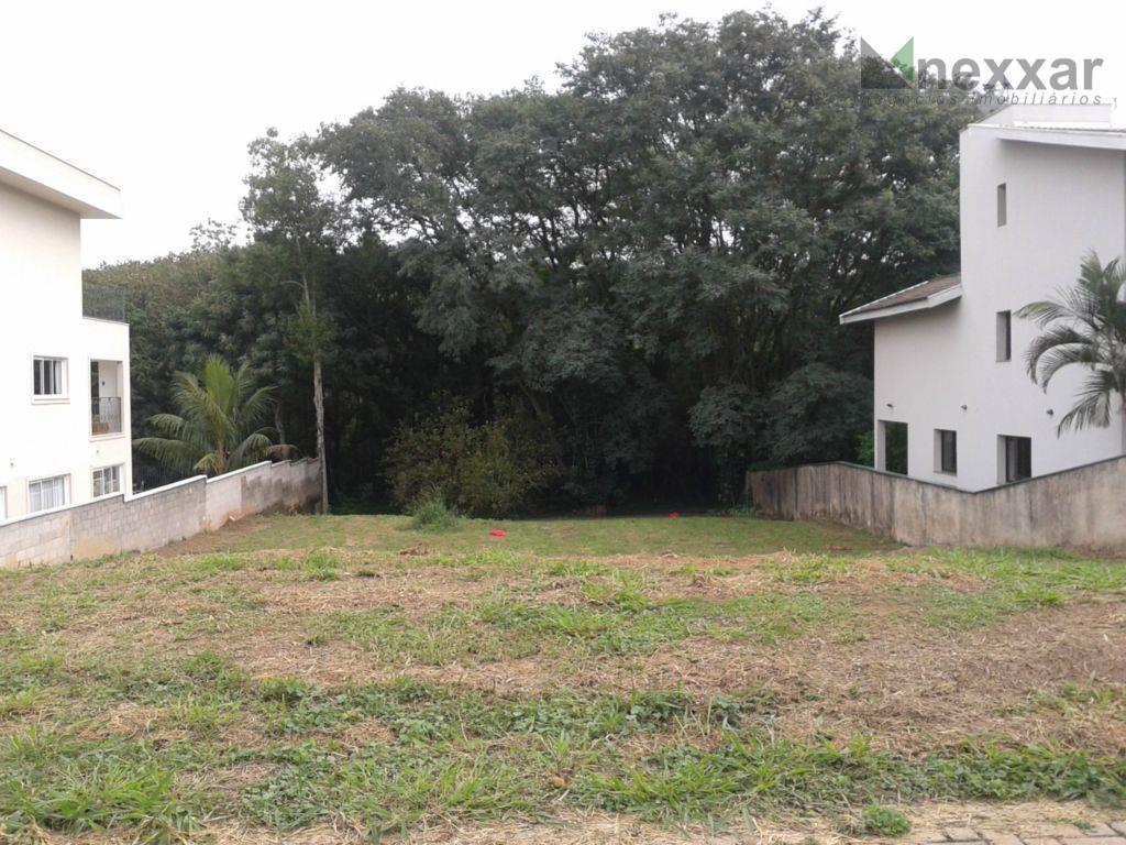 Terreno residencial à venda, Condomínio Reserva Colonial, Valinhos - TE0200.