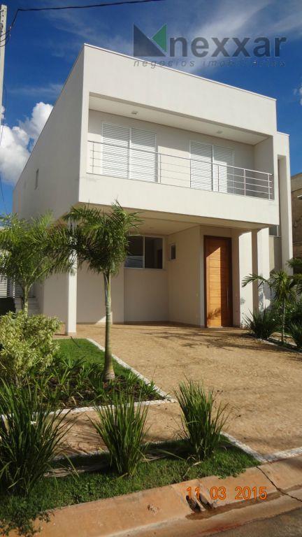 Casa residencial à venda, Condomínio Swiss Park, Campinas - CA0385.
