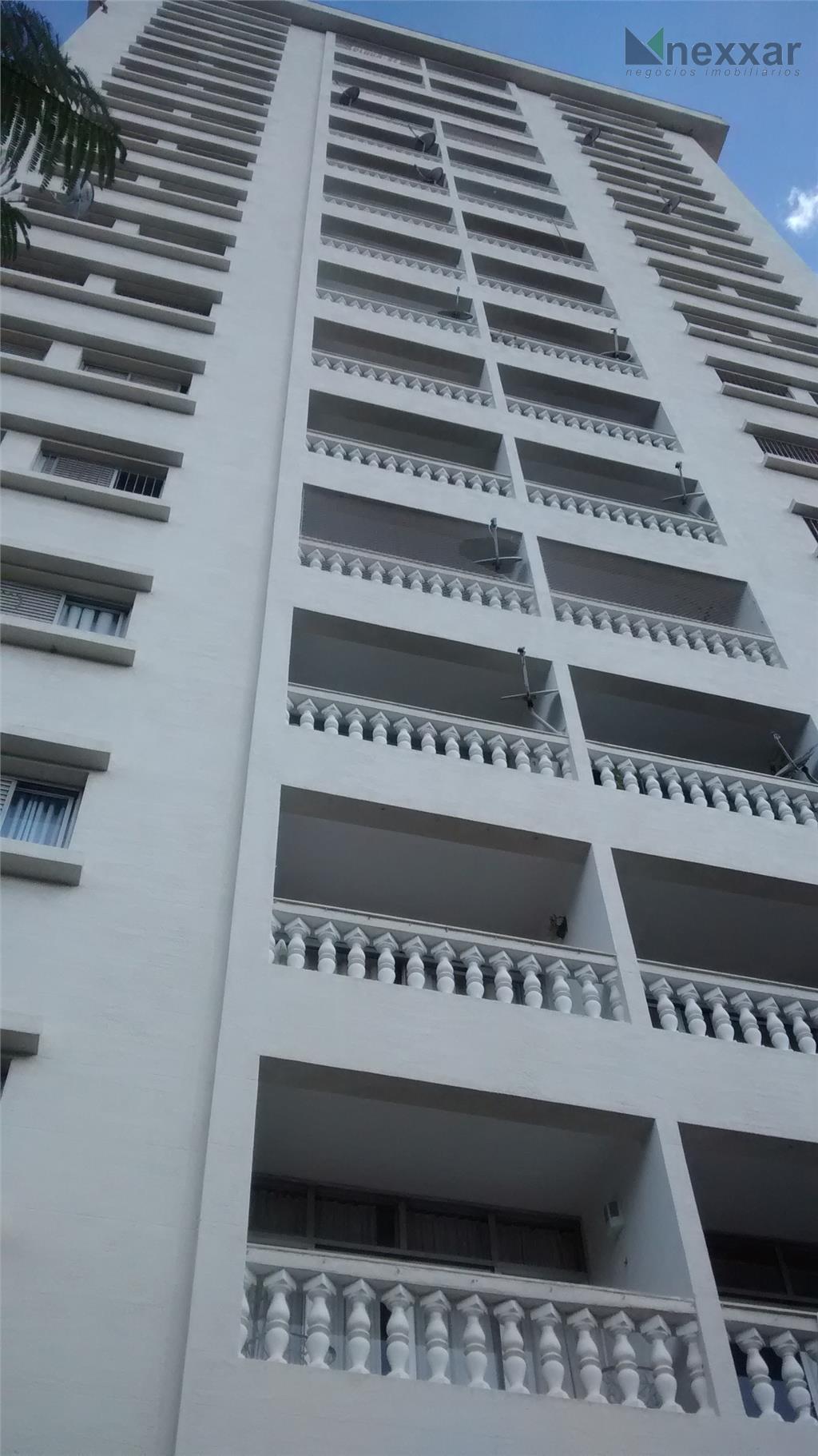 Apartamento  residencial à venda, Vila Bissoto, Valinhos.
