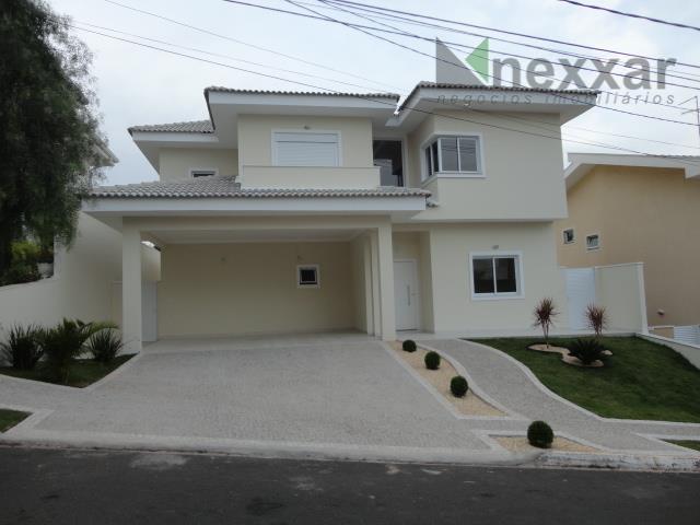 Casa residencial para venda e locação, Condomínio Residencial Morada das Nascentes, Valinhos - CA0390.