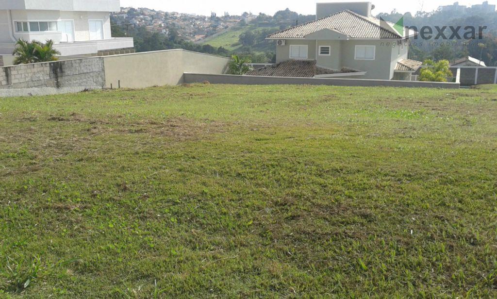 Terreno  residencial à venda, Condomínio Residencial Querência, Valinhos.