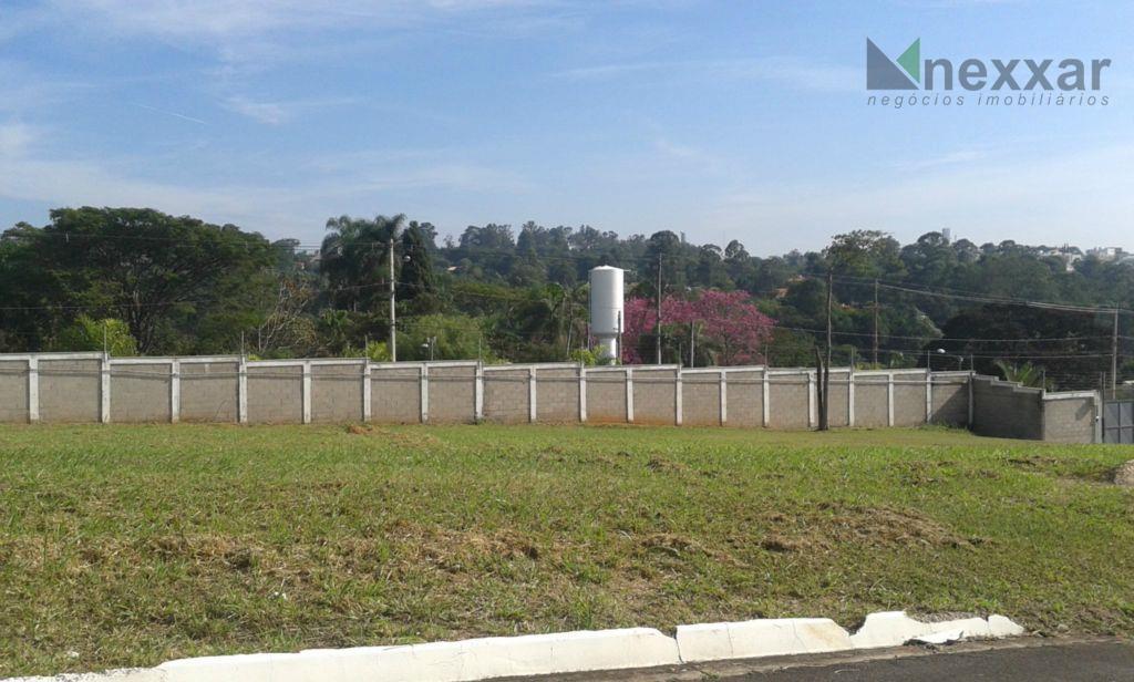 Terreno residencial à venda, Condomínio Residencial Querência, Valinhos - TE0212.