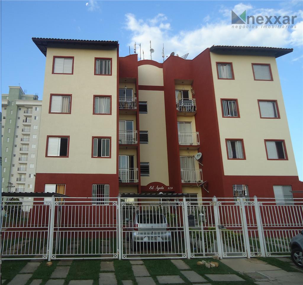 Apartamento  residencial para venda e locação, Loteamento Pedra Verde, Valinhos.