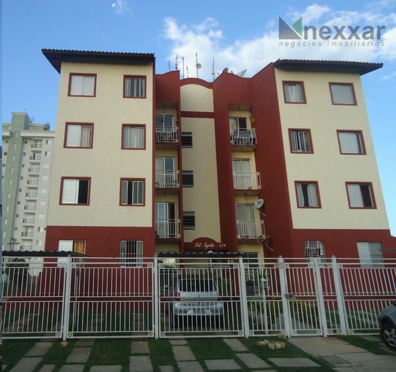 Apartamento residencial à venda, Loteamento Pedra Verde, Valinhos - AP0093.