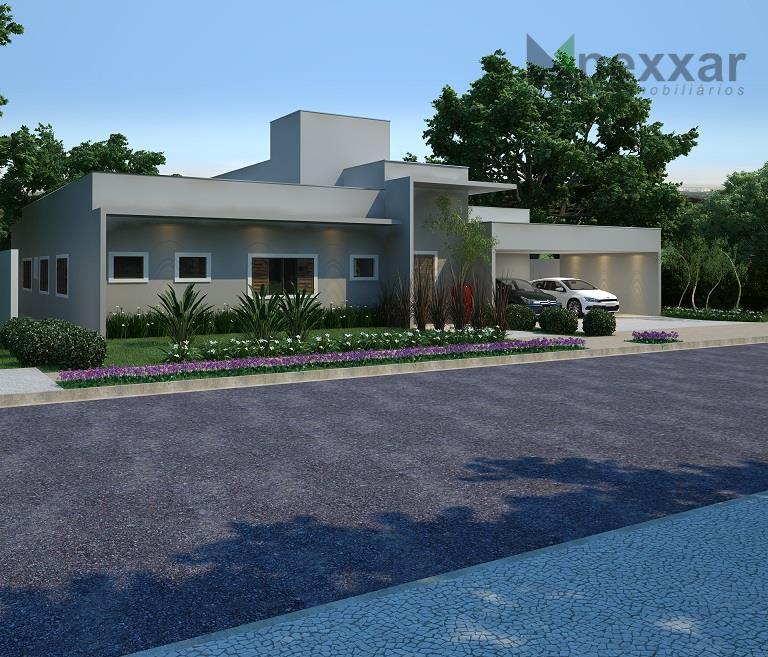 Casa residencial à venda, Condomínio Portal do Lago, Valinhos - CA0393.