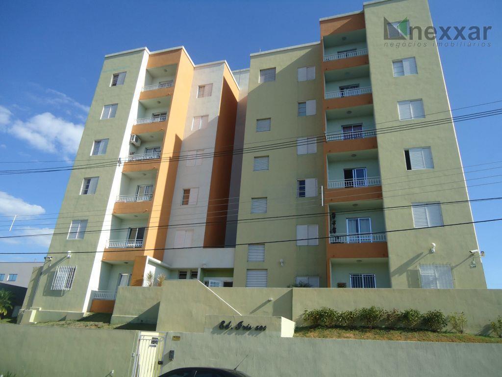 Apartamento  residencial à venda, Jardim Santana, Valinhos.