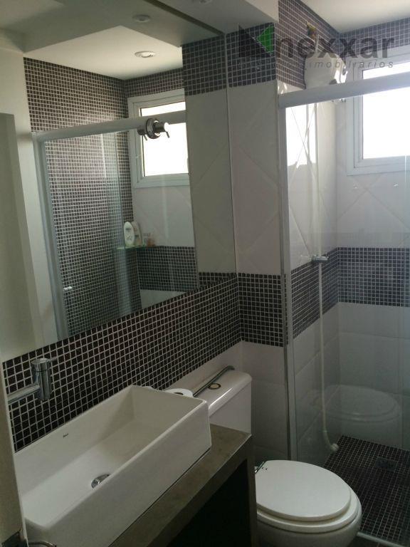 Apartamento residencial para locação, Centro, Valinhos - AP0096.