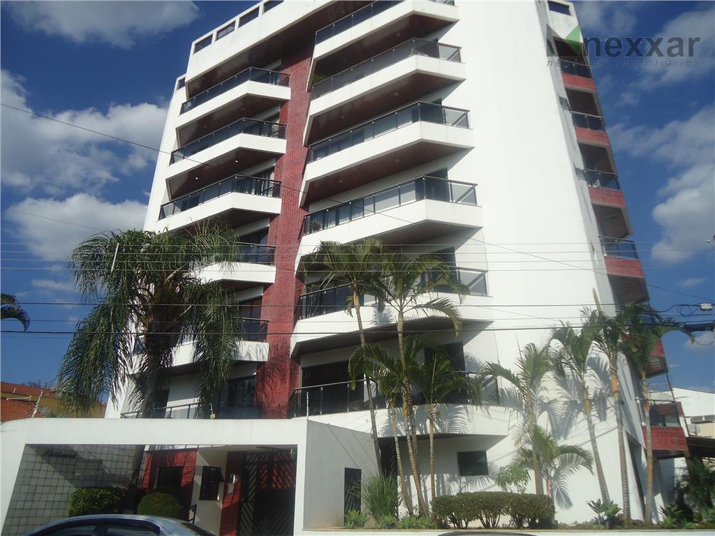 Apartamento  residencial para locação, Vila Clayton, Valinhos.