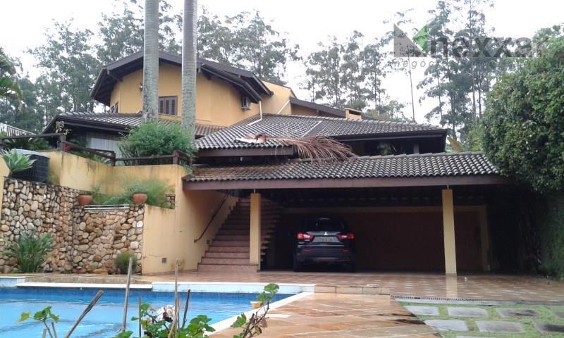 Casa residencial para venda e locação, Condomínio Village Visconde de Itamaracá , Valinhos - CA0245.