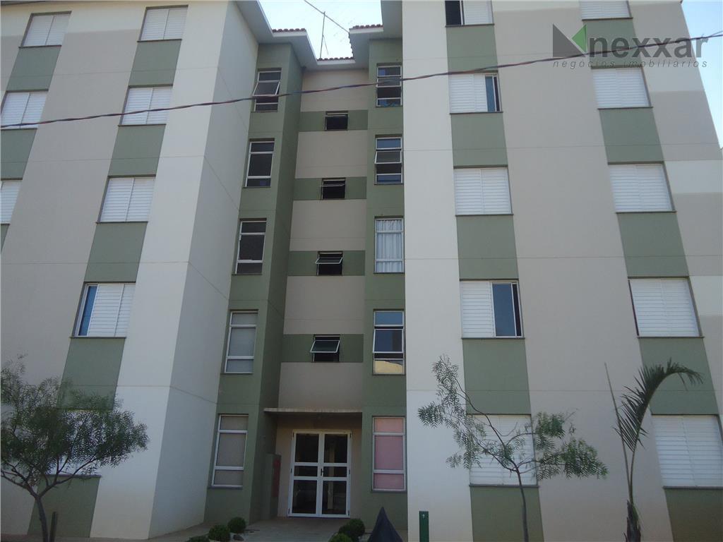 Apartamento  residencial à venda, Condomínio Vale das Figueiras, Valinhos.