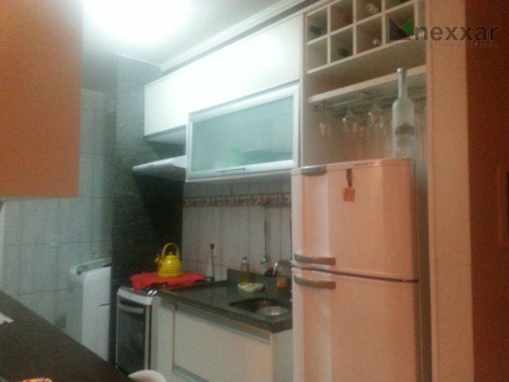 Apartamento  residencial à venda, Jardim Santa Rosa, Valinhos.