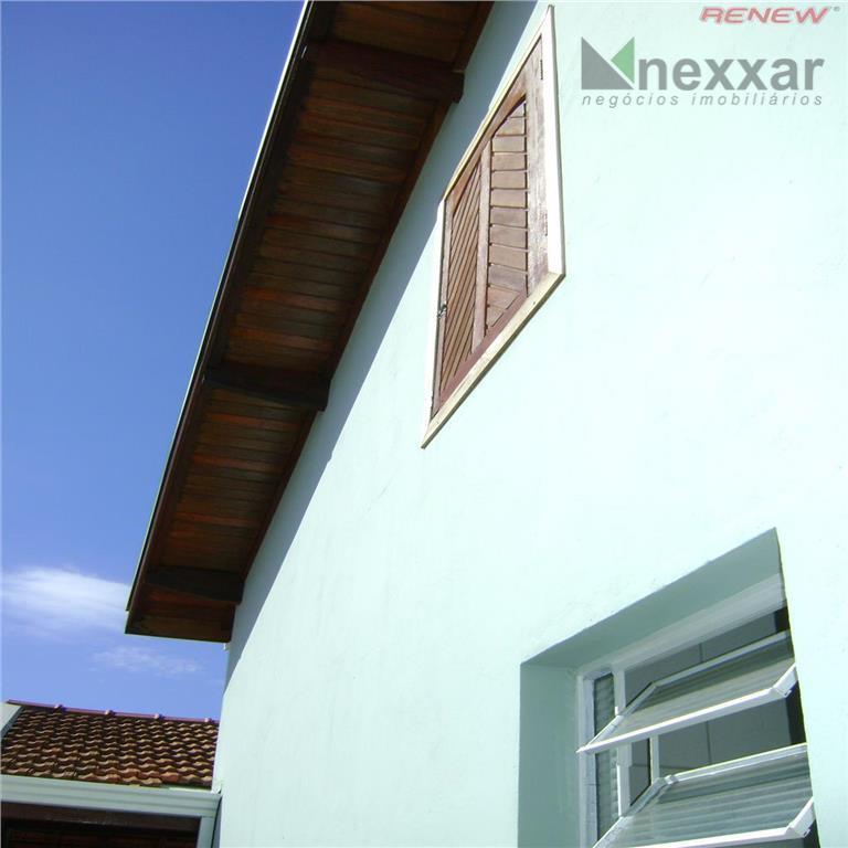 Casa  residencial à venda, Loteamento Residencial Água Nova, Valinhos.