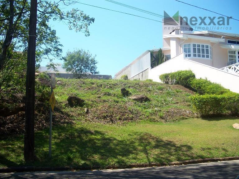 Terreno  residencial à venda, Condomínio Vale do Itamaracá, Valinhos.