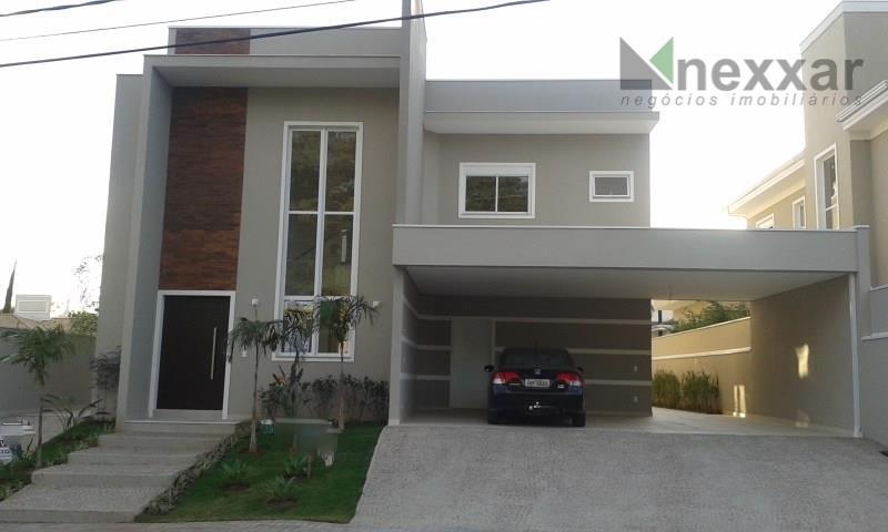 Casa residencial à venda, Condomínio Reserva das Palmeiras, Valinhos - CA0240.