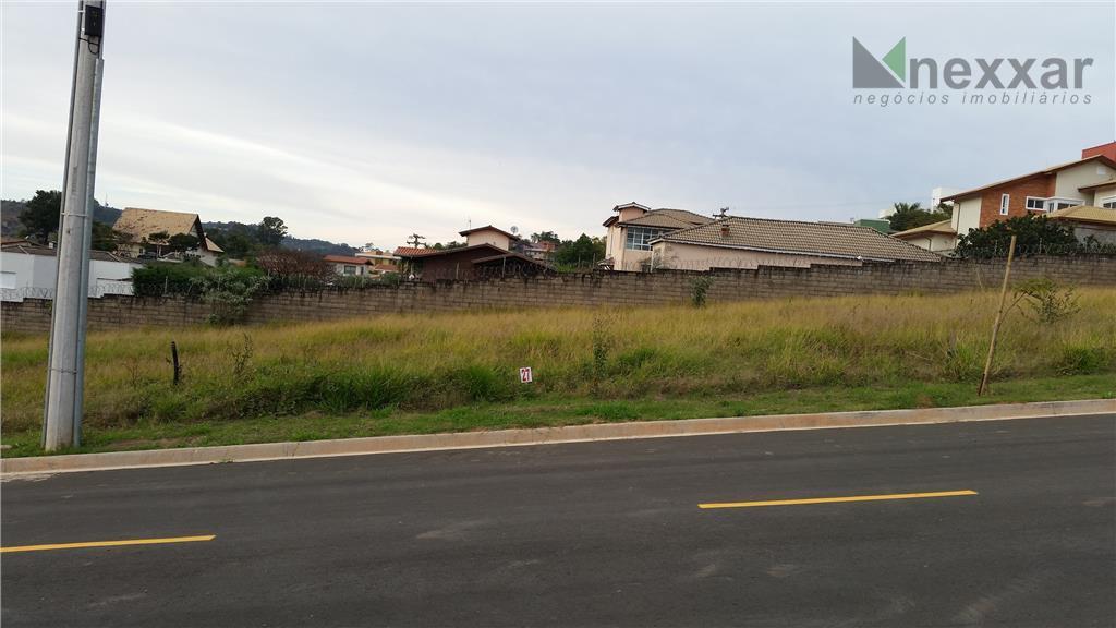 Terreno  residencial à venda, Condomínio Vita Verde, Valinhos.