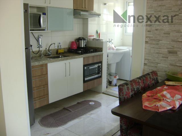 Apartamento residencial à venda, Condomínio Vista Valley , Valinhos - AP0114.
