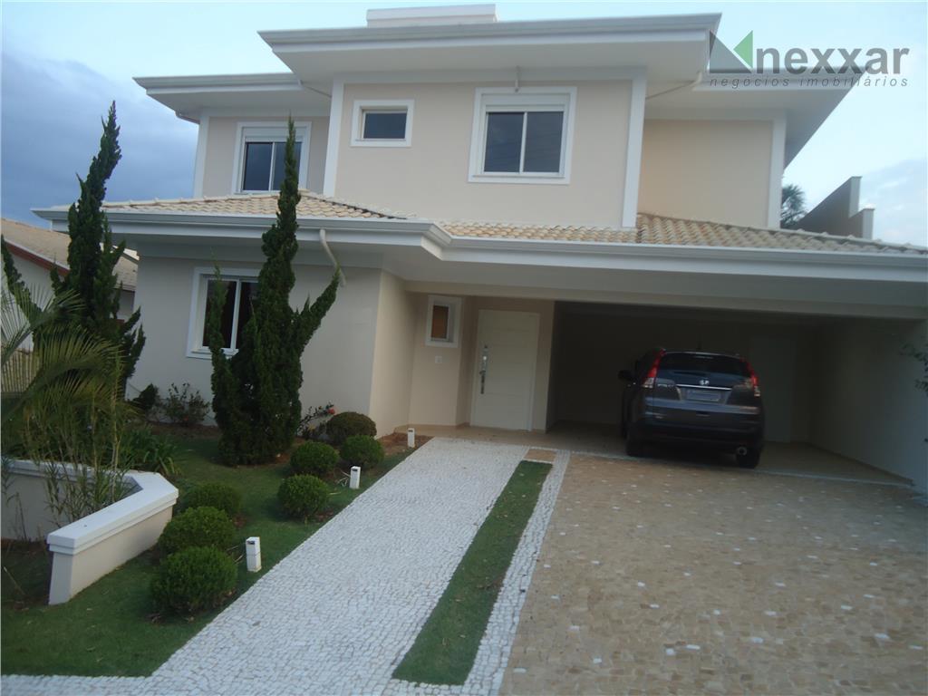 Casa  residencial à venda, Condomínio Porto Seguro Village, Valinhos.