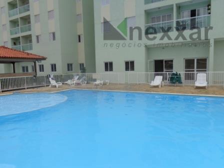 Apartamento residencial à venda, Condomínio Residencial Valinhos, Valinhos.