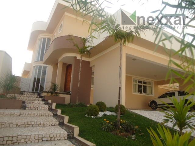 Casa residencial à venda, Condomínio Athenas, Valinhos - CA0418.