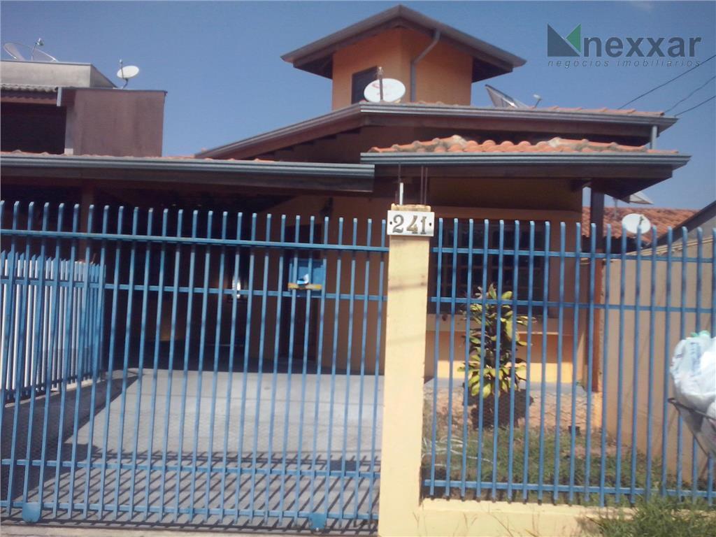 Casa residencial para venda e locação, Jardim Panorama, Valinhos - CA0103.