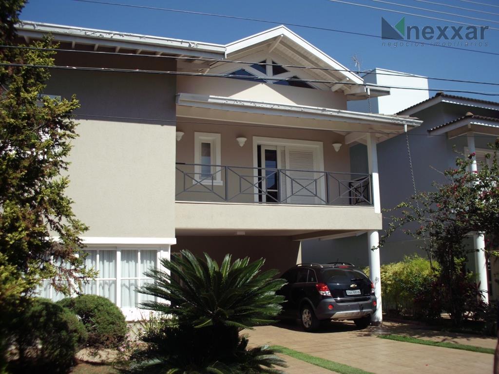 Casa residencial à venda, Condomínio Residencial Oruam, Valinhos - CA0416.