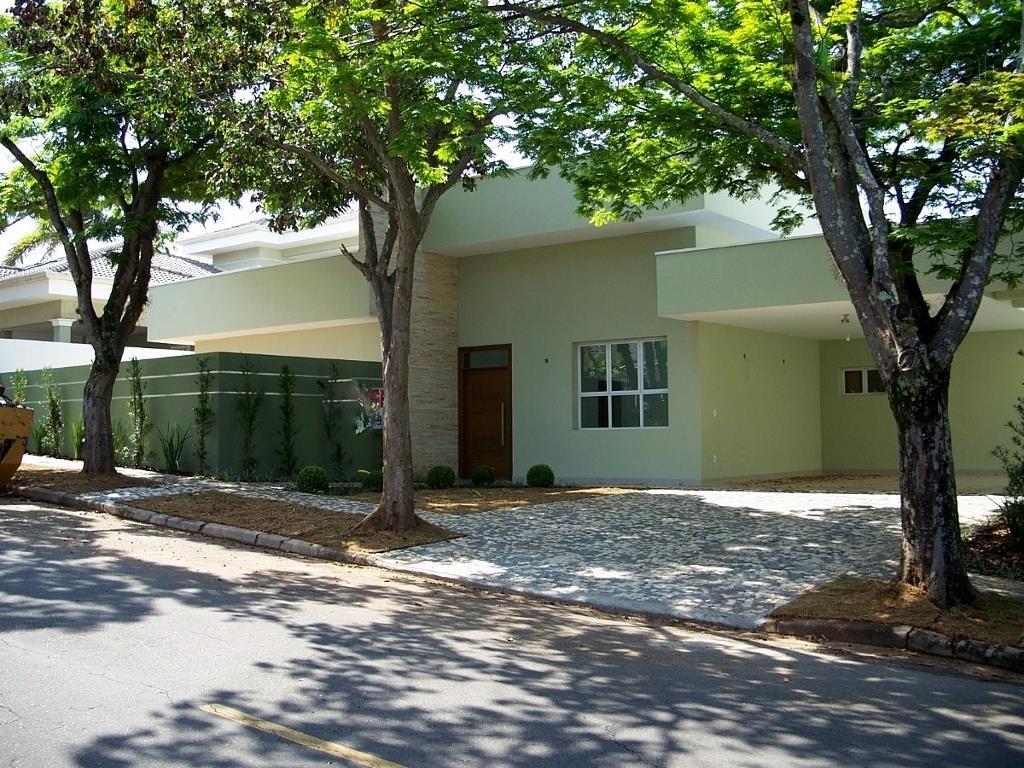 Casa  residencial à venda, Condomínio Vale do Itamaracá, Valinhos.