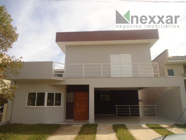 Casa residencial à venda, Condomínio Residencial Canterville , Valinhos - CA0426.
