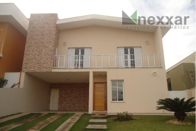 Casa residencial à venda, Condomínio Residencial Canterville , Valinhos - CA0428.
