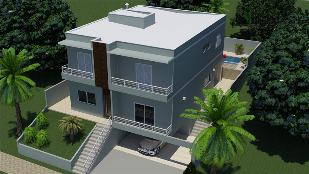 Casa  residencial à venda, Condomínio Residencial Morada das Nascentes, Valinhos.
