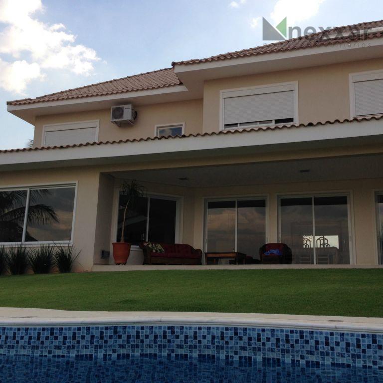 Casa residencial à venda, Condomínio Village Visconde de Itamaracá , Valinhos - CA0435.