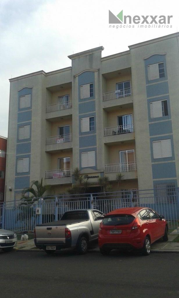 Apartamento residencial para locação, Ponte Alta, Valinhos - AP0121.
