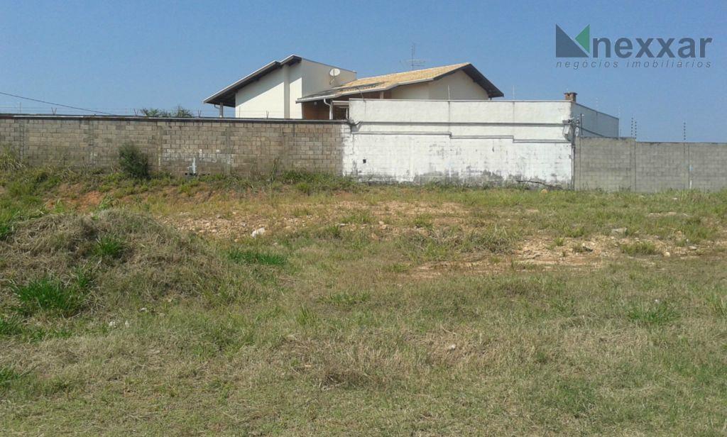 Terreno  residencial à venda, Condomínio Residencial Mont' Alcino, Valinhos.