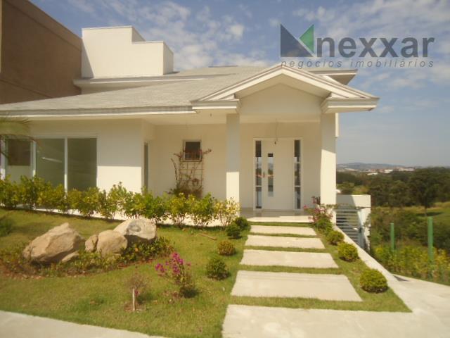 Casa residencial para venda e locação, Jardim Paiquerê, Valinhos - CA0440.