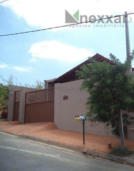 Casa residencial à venda, Jardim Elisa, Vinhedo - CA0443.