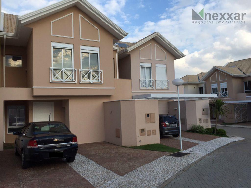 Casa residencial à venda, Condomínio Residencial Monterosso, Valinhos - CA0445.