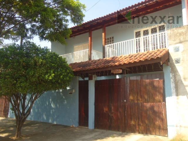 Casa residencial à venda, Jardim São Luiz, Valinhos - CA0446.