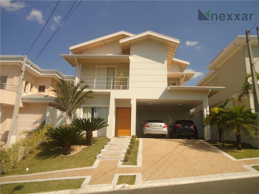Casa residencial à venda, Condomínio Residencial Morada das Nascentes, Valinhos - CA0447.