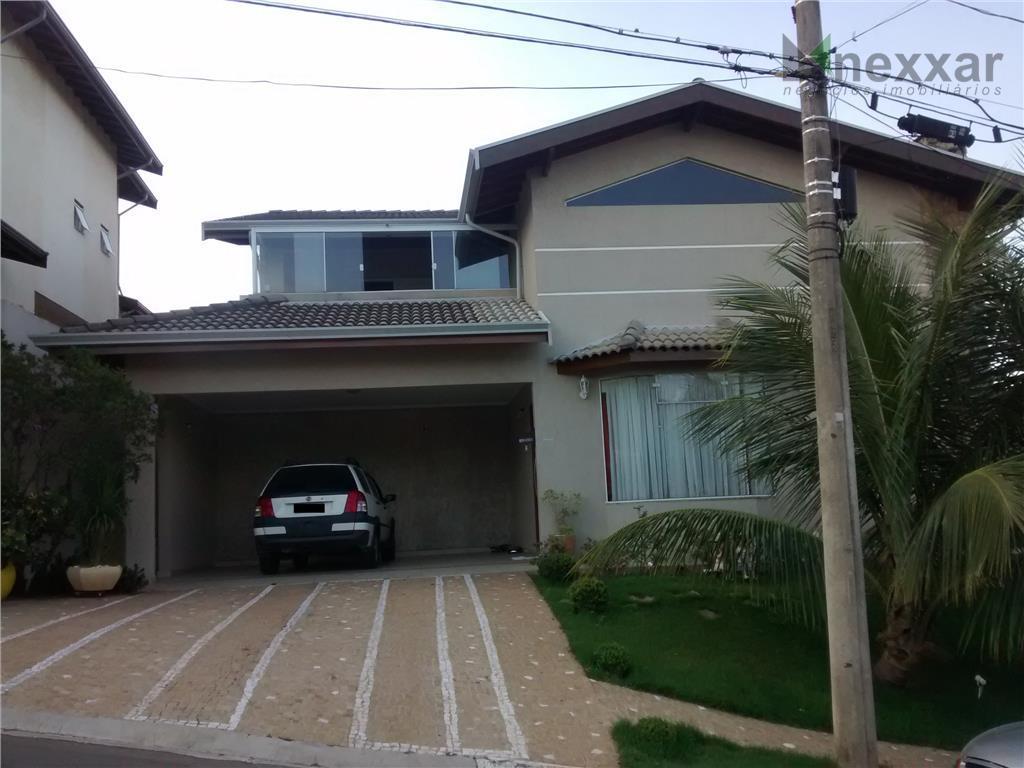 Casa  residencial para venda e locação, Condomínio Residencial Morada das Nascentes, Valinhos.